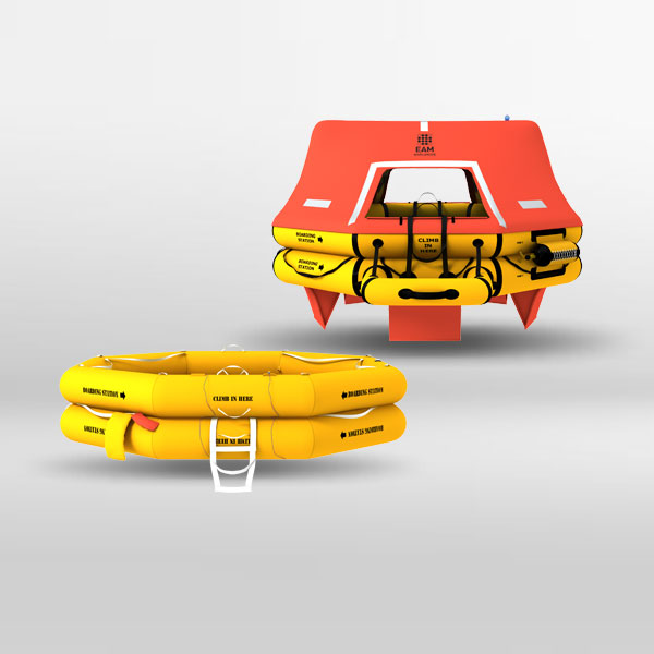 Life Rafts -> Commercial, General, Military ...